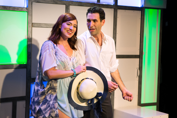 Photo Flash Fetching Romance First Look At New Musical