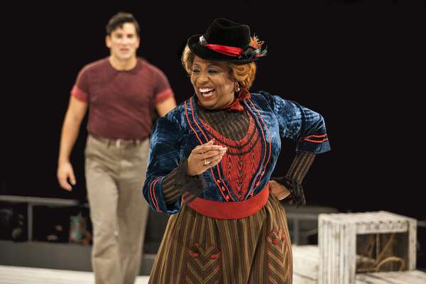 Nicholas Rodriguez and E. Faye Butler