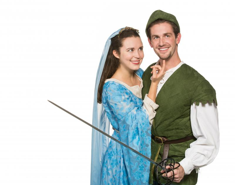 B Street Theatre's Family Series Presents ROBIN HOOD by Playwright Greg Banks