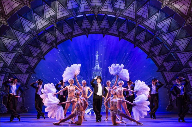 BWW Review: AN AMERICAN IN PARIS at Shea's Buffalo Theatre