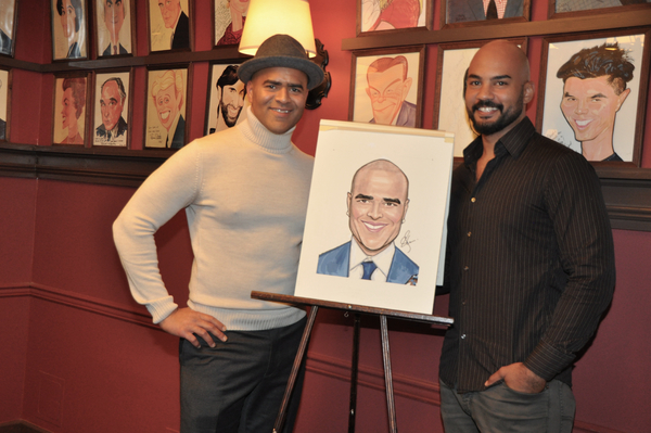 Christopher Jackson and Jevon McFerrin