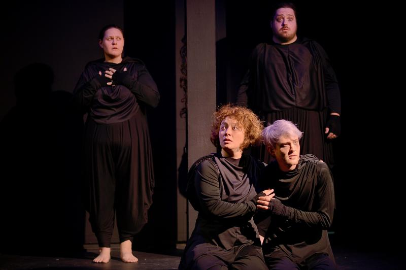 BWW Review: Ghost Light Theatrics' THE BIG BAD is Brechtian, Bloody, and Breathtaking