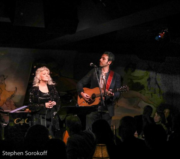 Judy Collins & Ari Hest Photo