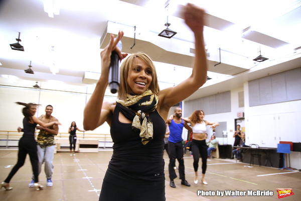 Photo Coverage: THE BODYGUARD Gets Ready for Paper Mill Premiere and US Tour!