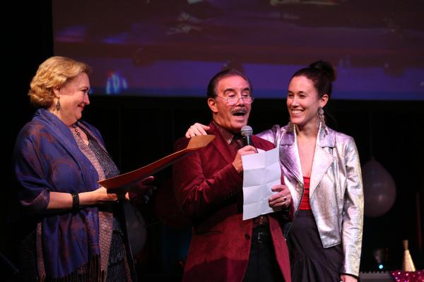 Sonya H. Soutus, Frank Carucci and Mia Yoo