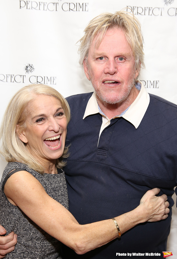 Photo Coverage: Meet the New Star of PERFECT CRIME- Gary Busey!