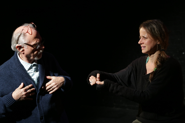 Photos: First Look at 'A BEAUTIFUL DAY IN NOVEMBER...' at Theatre of NOTE