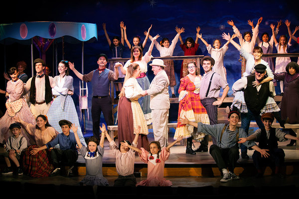 Photo Flash: Riverdale Repertory Company and Riverdale Rising Stars Presents CAROUSEL