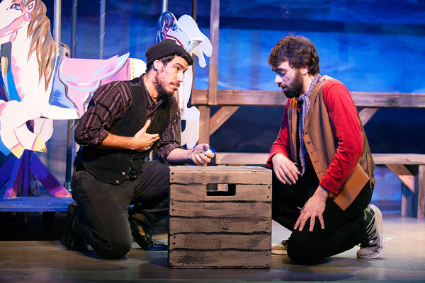 Jeremy Sapadin and David Newman Photo