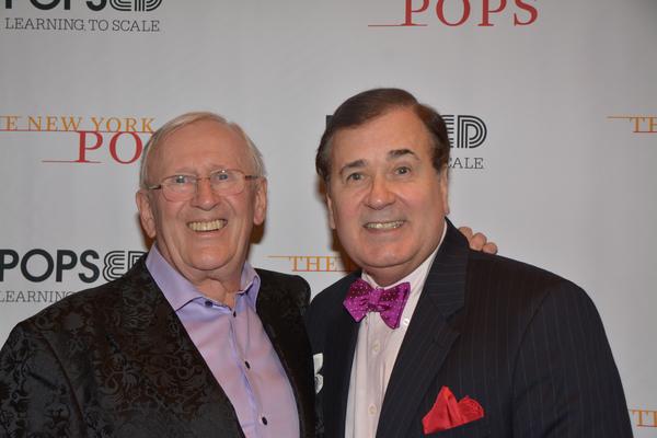 Len Cariou and Lee Roy Reams