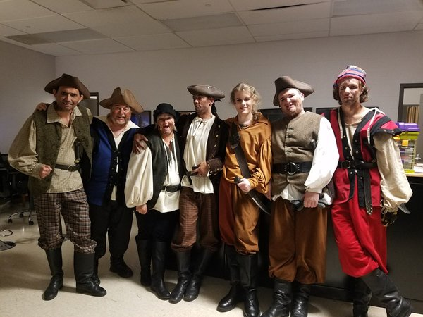 Peter Pan (Regional): @MollyGebler   @MaxizPad @NapOnACott my first EVER    #SIP with Photo