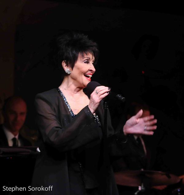 BWW Interview: In Depth with Chita Rivera on her Upcoming Concerts CHITA: A LEGENDARY CELEBRATION