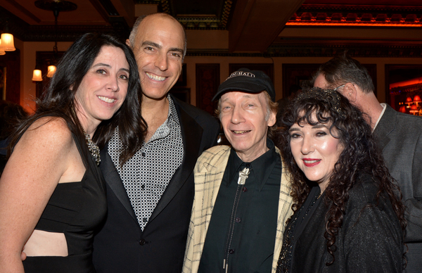 Rene Atchison, William Michals, Scott Siegel and Barbara SIegel