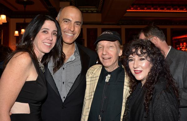Rene Atchison, William Michals, Scott Siegel and Barbara SIegel