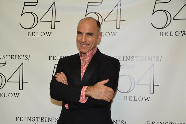 Photos: William Michals Makes Feinstein's/54 Below Solo Debut