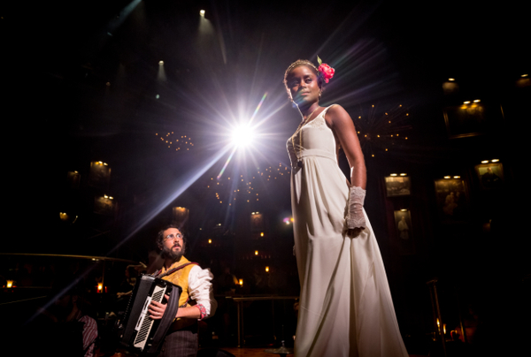 Natasha, Pierre and the Great Comet of 1812 Production Photo -