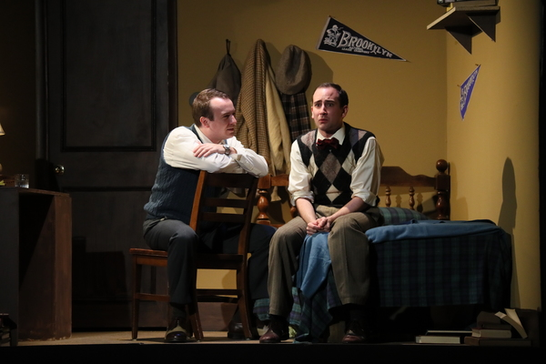 Scott Ward Abernethy and Noah Schaefer Photo