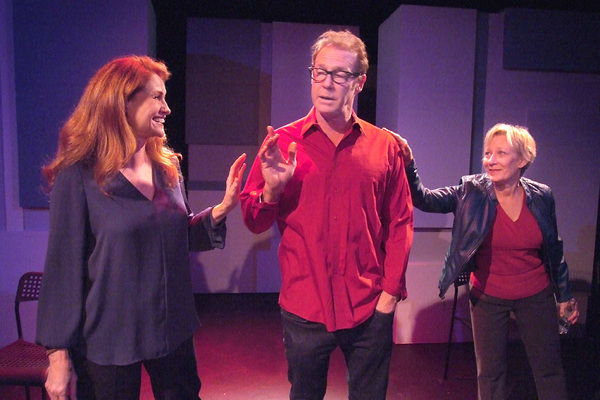 Photos: First Look at Odyssey Theatre's WAITING FOR GRACE