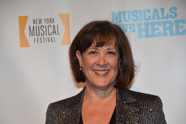 Photo Coverage: On the Red Carpet for the New York Musical Festival Gala!