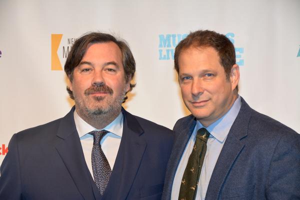 Duncan Shiek and Kurt Deutsch