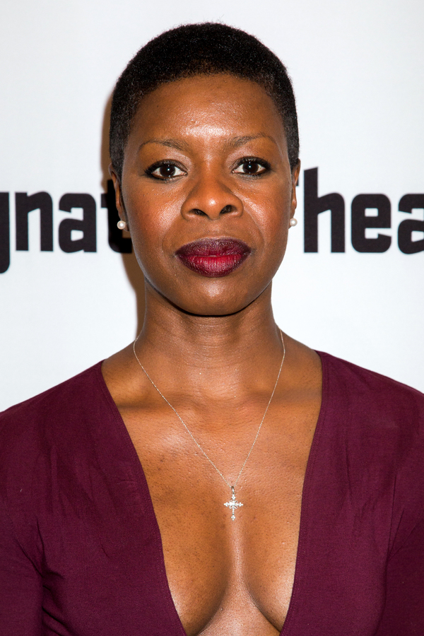 Photo Coverage: Signature TheatreCelebrates Opening Night of THE DEATH OF THE LAST BLACK MAN IN THE WHOLE ENTIRE WORLD