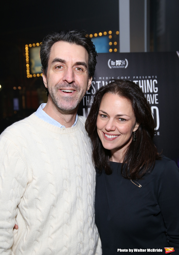 Photos: Broadway Gathers for Lonny Price's BEST WORST THING... Documentary
