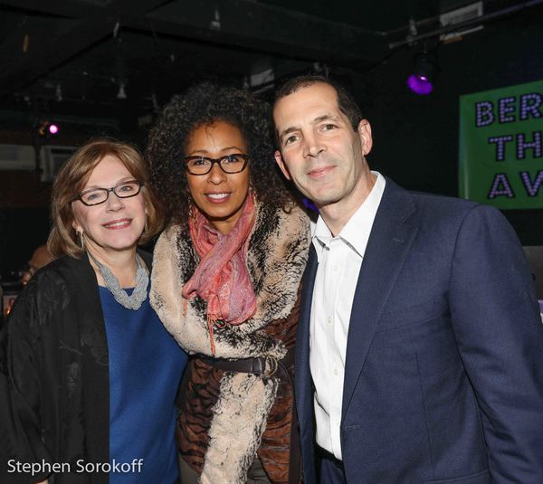 Julianne Boyd, Tamara Tunie, Christopher Demos-Brown