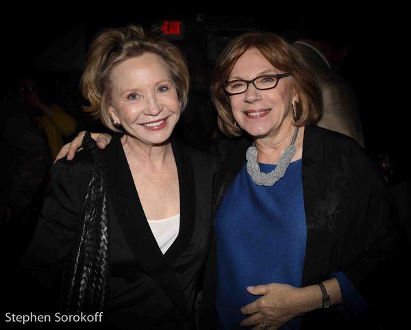 Debra Jo Rupp & Julianne Boyd