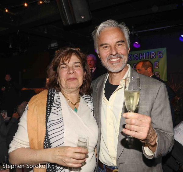 Ariel Bock & John Hadden