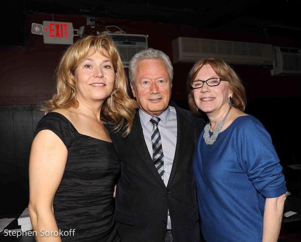 Elizabeth Aspenlieder, Stephen Sorokoff, Julianne Boyd