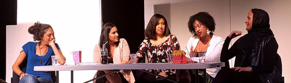 Photos: Colors of Community Event Uses Theater & Panel as Catalyst for Healing, Change