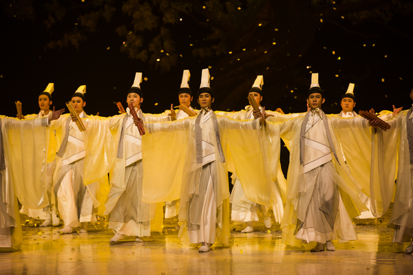 Photo Flash: First Look at CONFUCIUS, Making U.S. Debut in NYC, D.C. This Winter