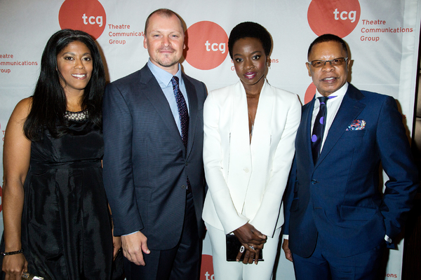 Photo Coverage: On the Red Carpet for Theatre Communications Group's 2016 Gala