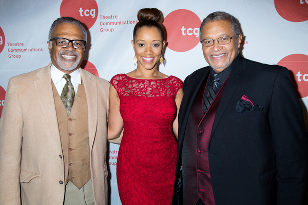 Ted Lange, Chrystee Pharris, Count Stovall