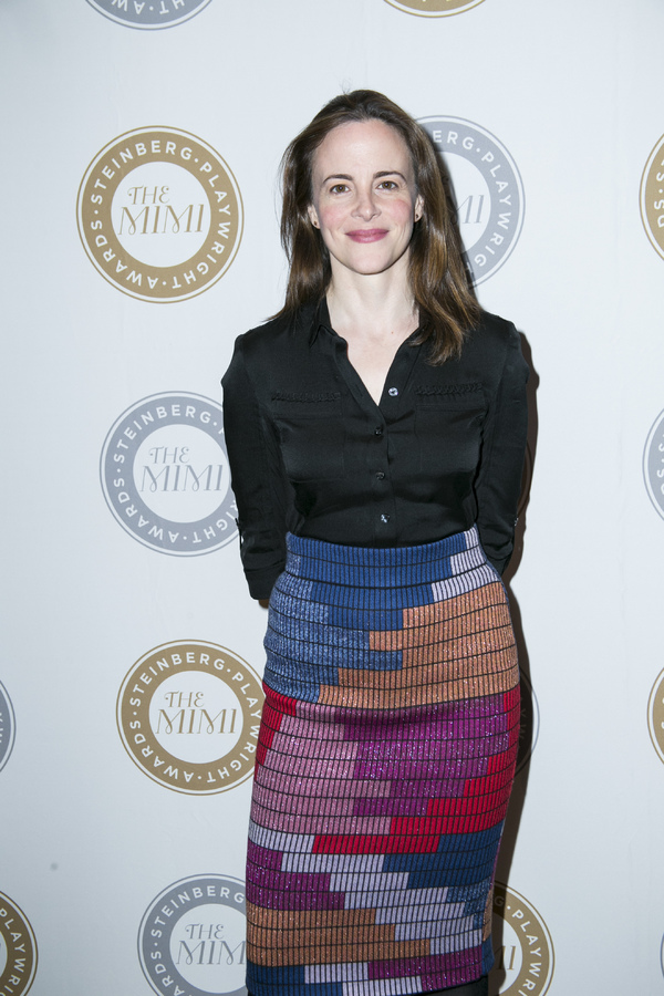 Photos: Sarah Ruhl Honored with Steinberg Playwright Award