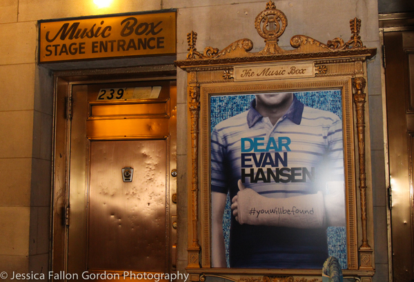 Photo Coverage: DEAR EVAN HANSEN Celebrates First Broadway Preview!