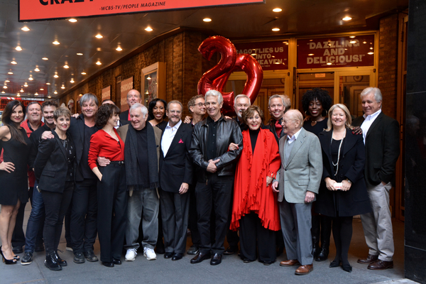 Photo Coverage: CHICAGO Cast Members of Past and Present Reunite to Celebrate 20 Years on Broadway!