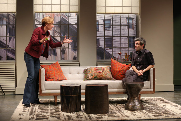 Photo Flash: First Look at Nicky Silver's THIS DAY FORWARD Off-Broadway