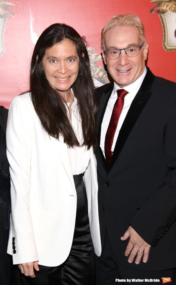 Diane Paulus and Howard Kagan