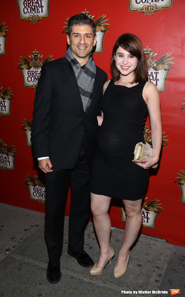Tony Yazbeck and Katie Huff
