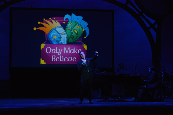 Photo Flash: John Oliver, Jude Law, Brad Oscar, Lesli Margherita, SPAMILTON Stars and More Perform at Only Make Believe's 2016 Gala