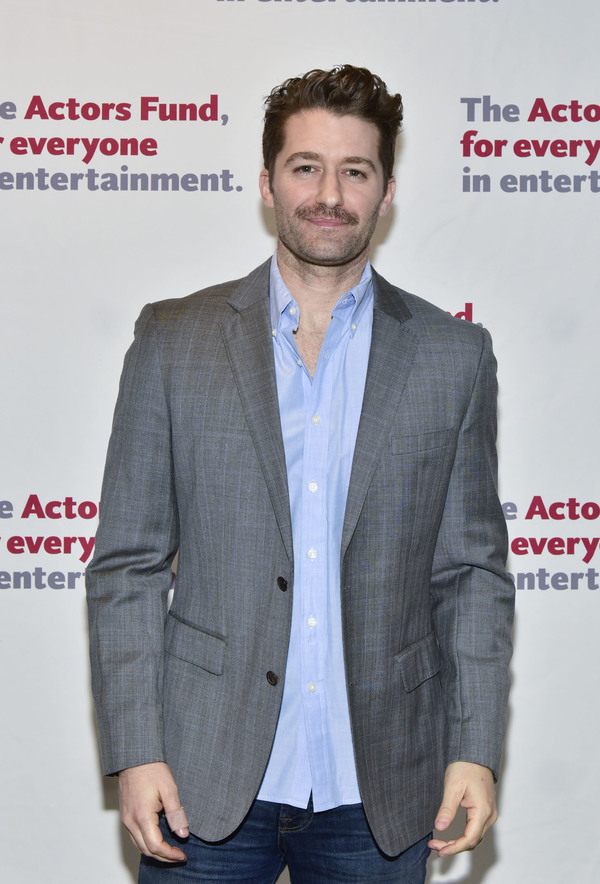 Photo Coverage: The Actors Fund Presents Wesley Taylor's PROUD OF US