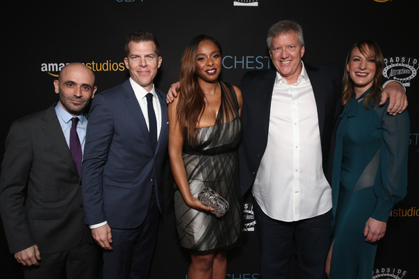 Photo Flash: Kenneth Lonergran's MANCHESTER BY THE SEA Premieres in LA