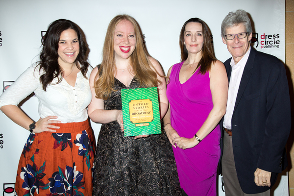 Lindsay Mendez, Jennifer Ashley Tepper, Julia Murney, Ted Chapin