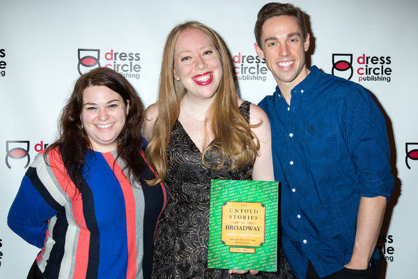 Shoshana Feinstein, Jennifer Ashley Tepper, Nic Rouleau