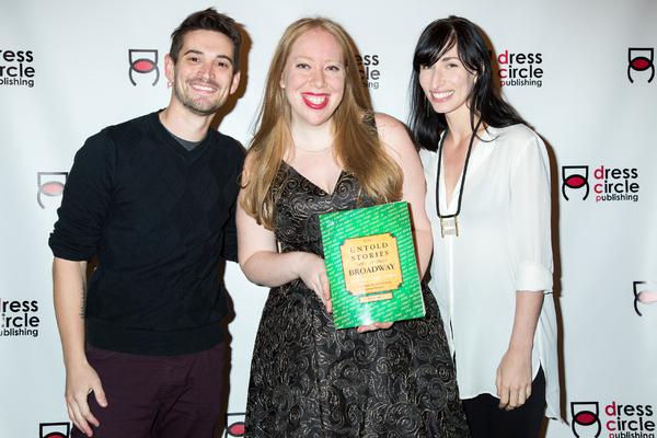 Mo Brady, Jennifer Ashley Tepper, Nikka Graff Lanzarone Photo