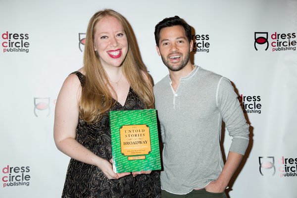 Jennifer Ashley Tepper, Jason Tam