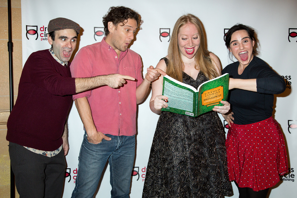Joe Iconis, Eric William Morris, Jennifer Ashley Tepper, Molly Hager