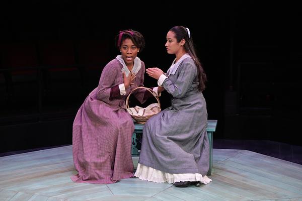 Christina A. Okolo and Suzella Palacios  Photo