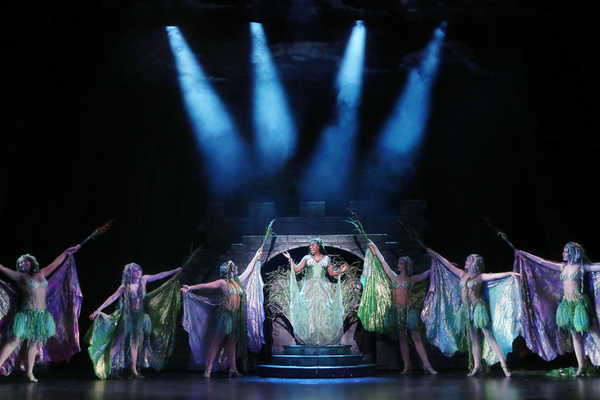 Photo Flash: First Look at Monty Python's SPAMALOT, Opening Tonight at NC Theatre